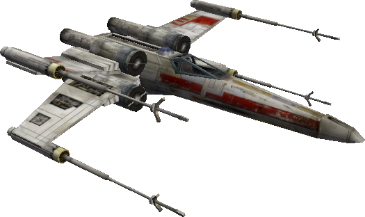 Star wars x wing png