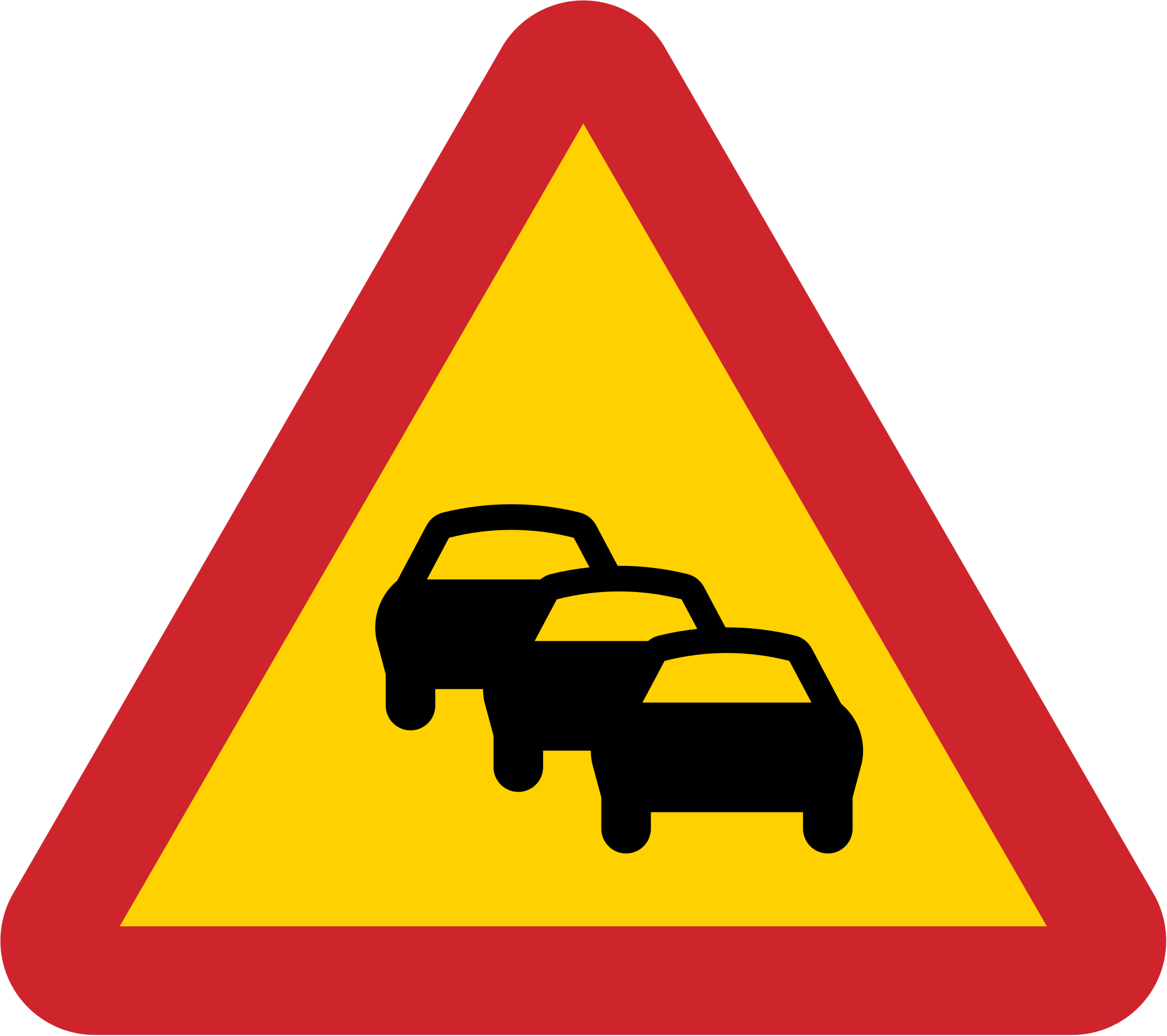 A34 clip. File sweden road sign