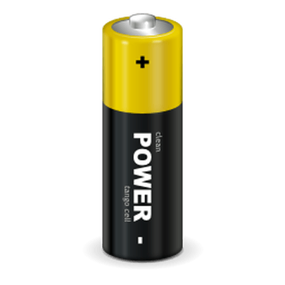 Aa battery png. Transparent stickpng