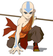 Aang transparent. Wikipedia