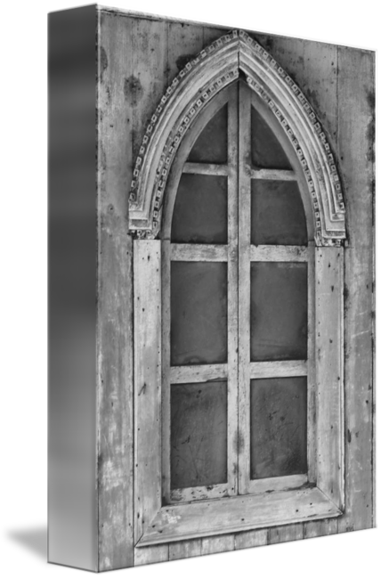 Abandoned church png. Window dsc edit by