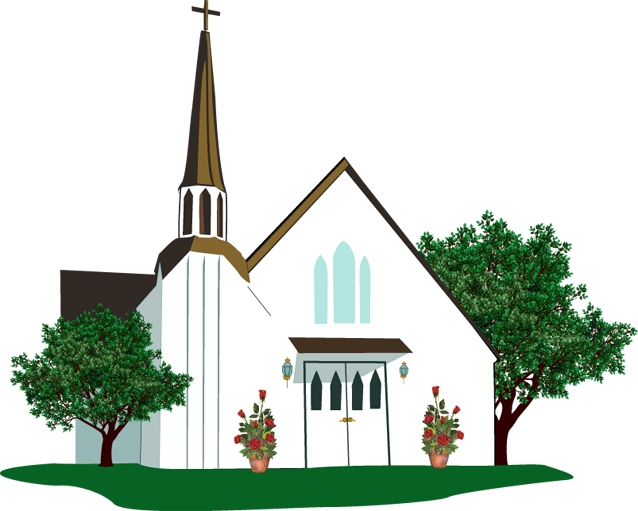 Abandoned church png. Collection of clipart
