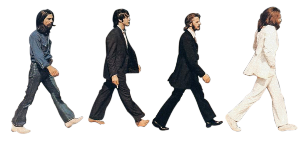 Abbey road png. The beatles pinterest and