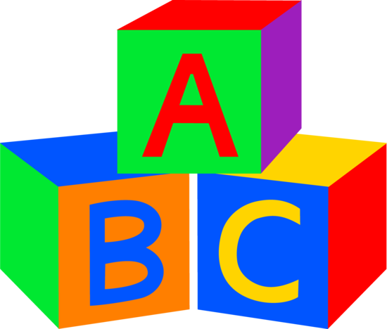 Abc clipart abc book. Huge freebie download