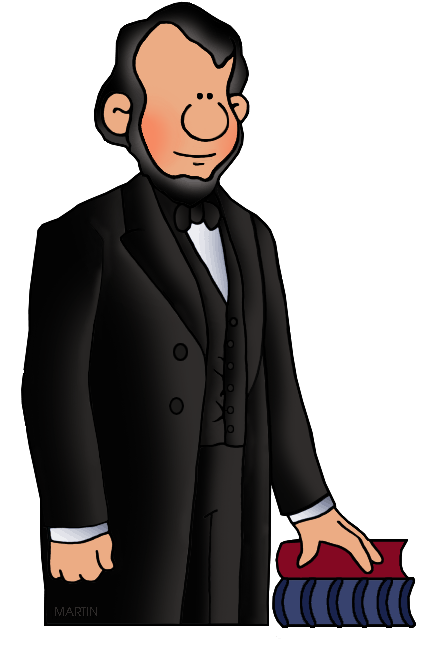 Abraham lincoln clipart aberaham. Occupations clip art by