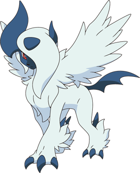 Absol transparent anime. Pin by cruz gal