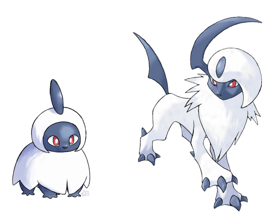 Absol transparent anthro. Tumblr dont got any