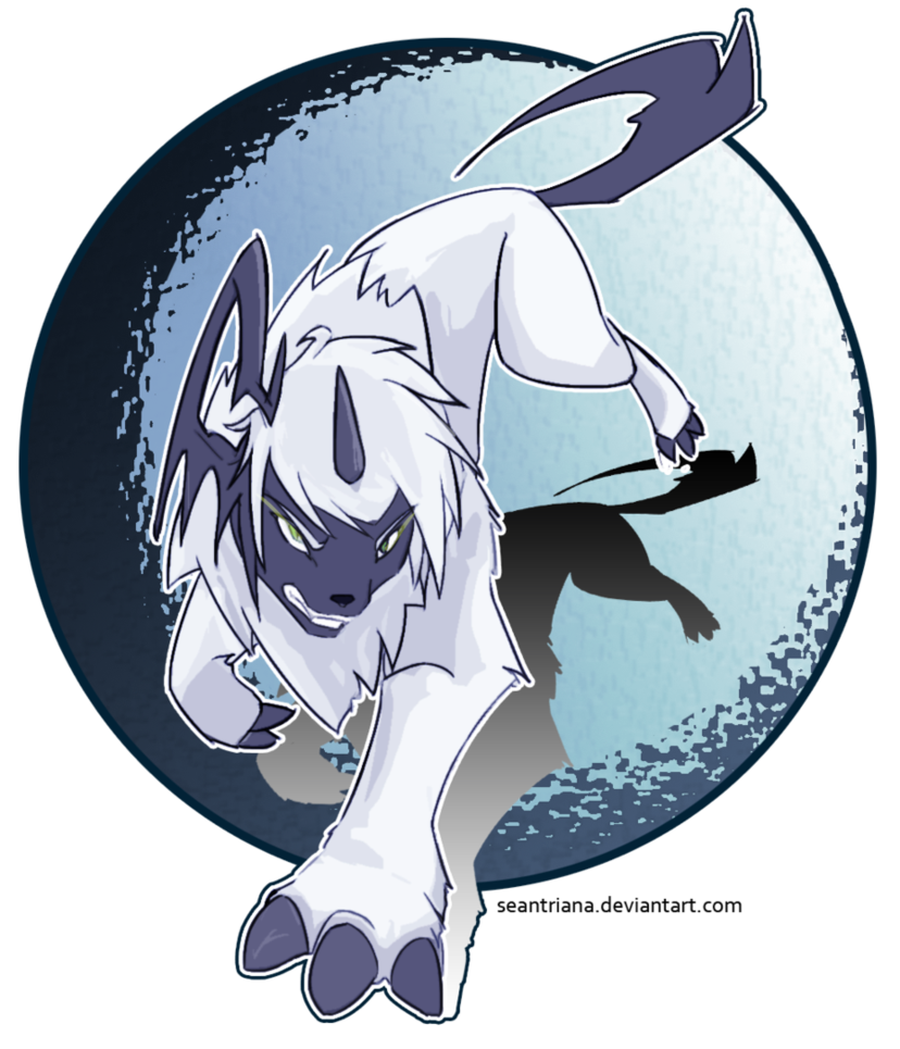 absol transparent reverse