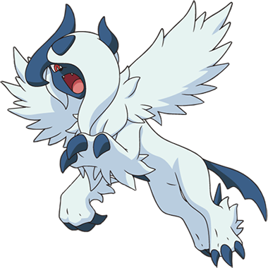 absol transparent dead