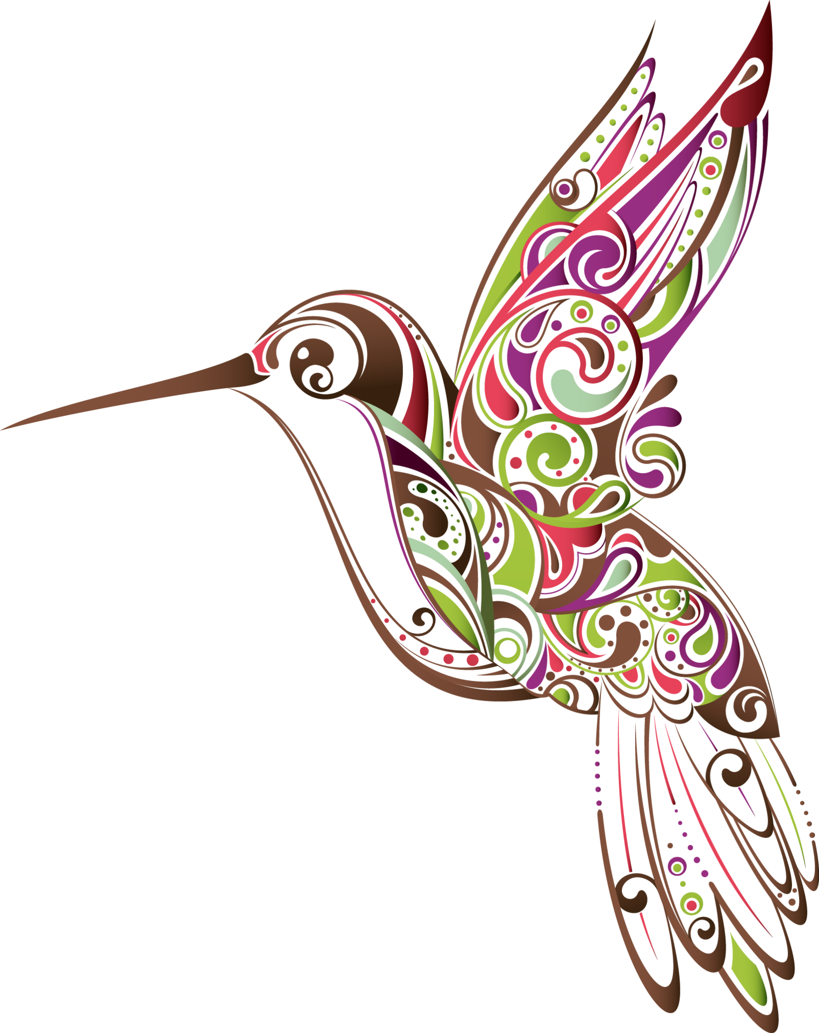 Abstract animal png. Art for sale online