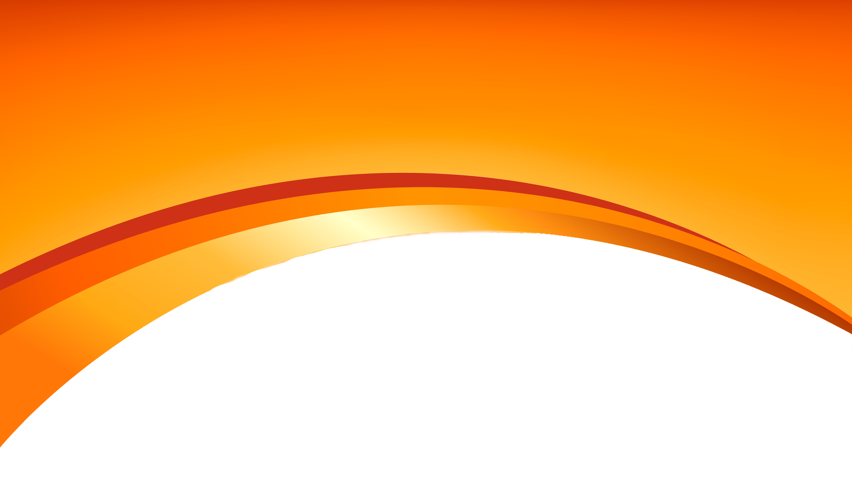 Bokeh vector orange. Abstract lines transparent background