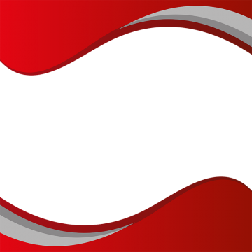 Vector curve red. Abstract design png images