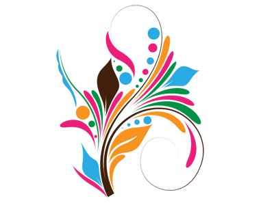 Abstract flower png. Download free transparent image