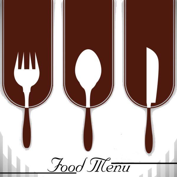 Abstract fork png. Steak lobster at the