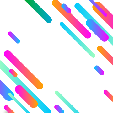 Abstract lines png images. Colorful vector line png
