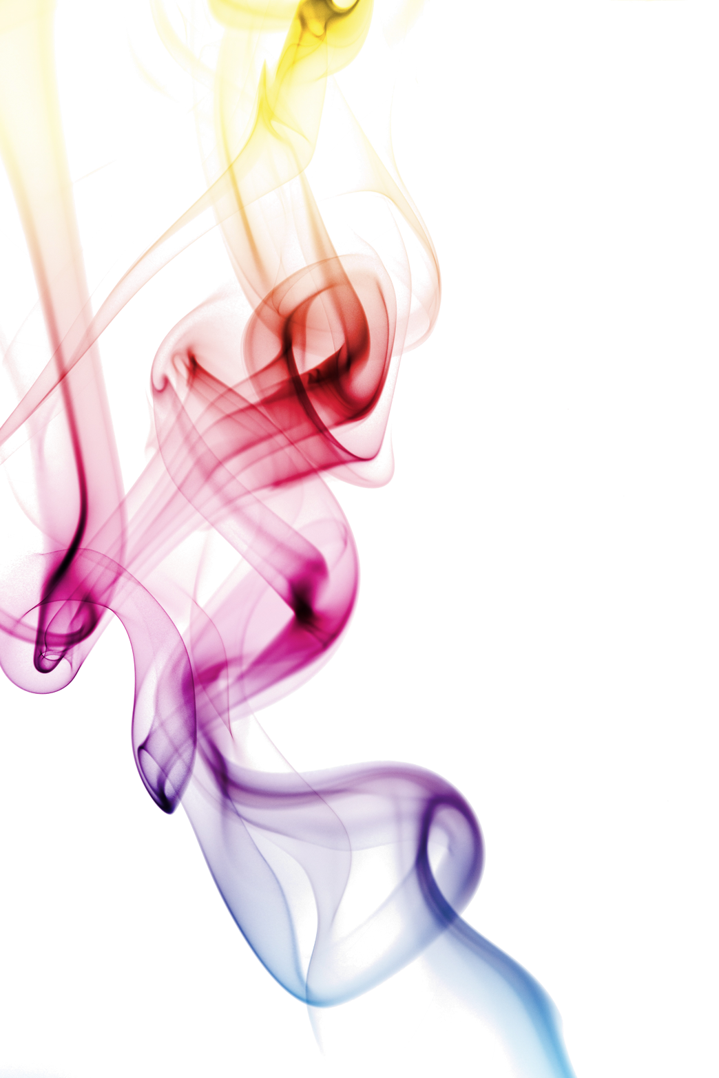 colored smoke transparent background png