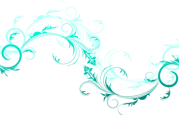 Abstract swirls png. Green rio ferdinands co