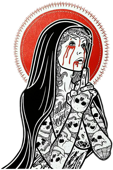 Abuse drawing abstract. Virginmary death dead tumblr
