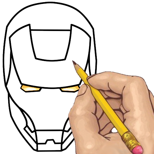 Super drawing pretty thing. How to draw superheroes
