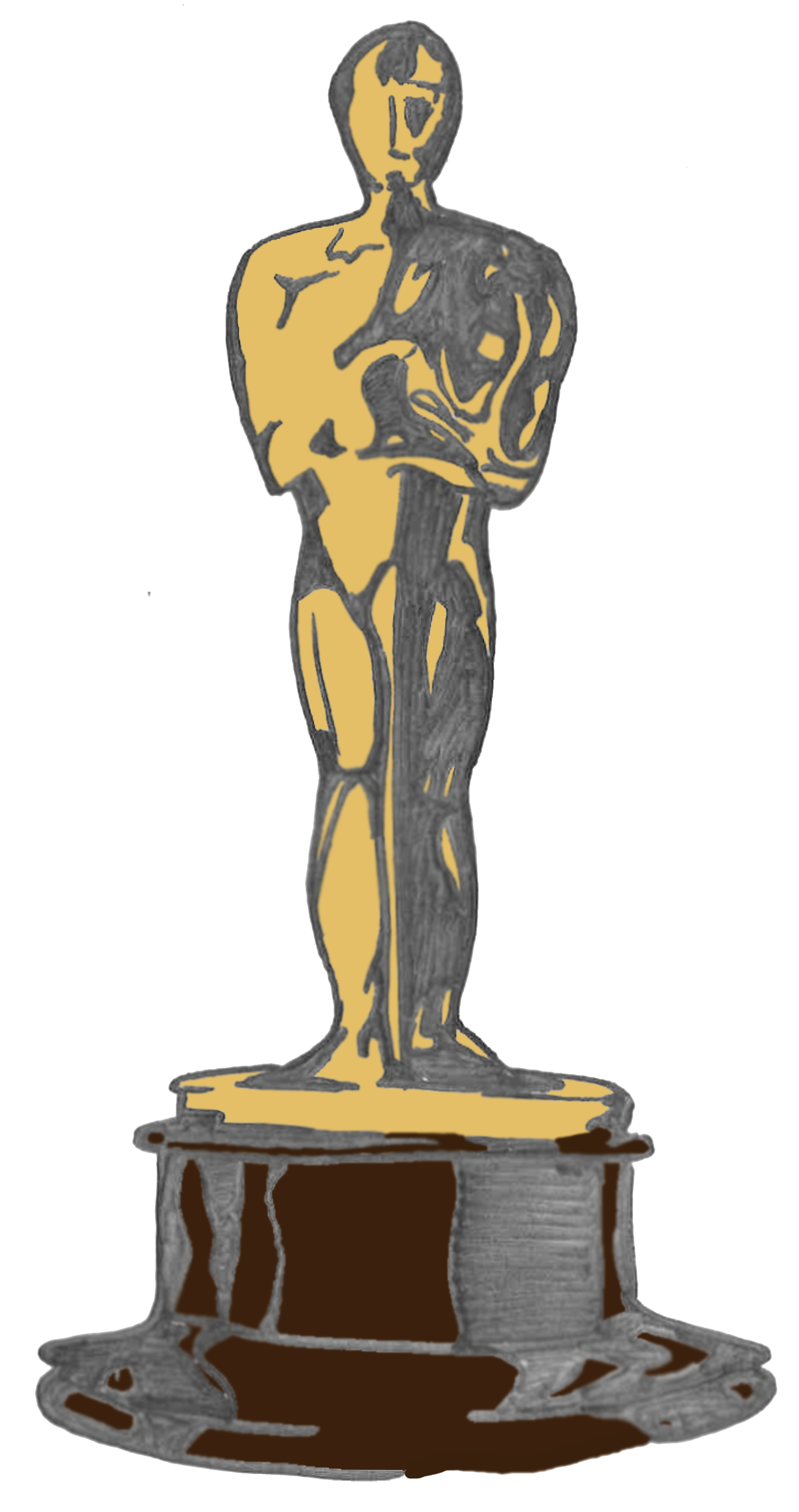 Academy award png. The th annual awards
