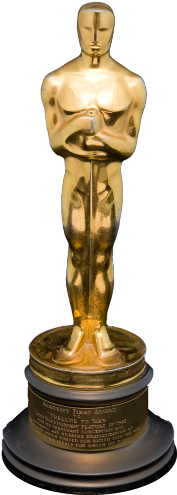 academy award statue png