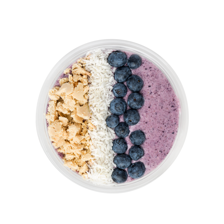 Acai bowl png. Protein smoothie substance vitality