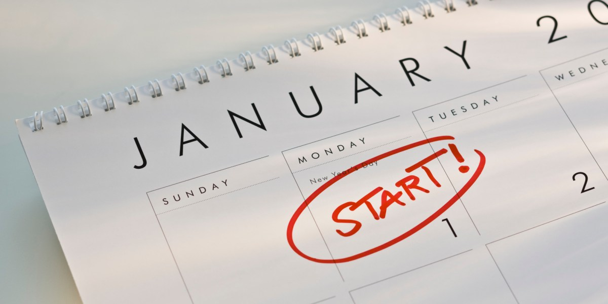 A(C)cologie. Your new year checklist