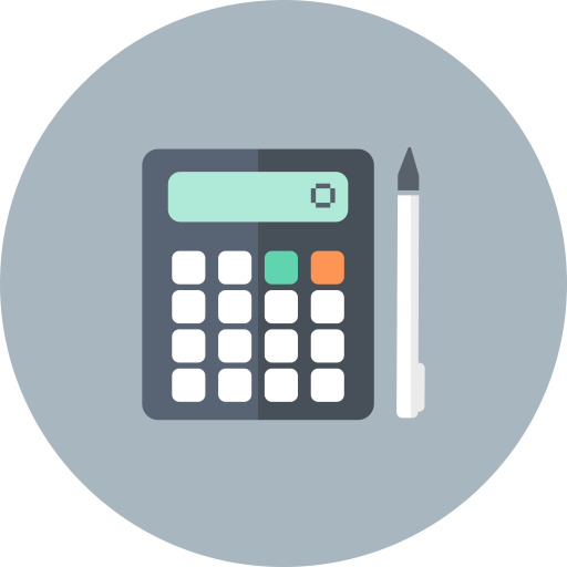 Calculator clipart accounting calculator. Accountant calculate calculation math
