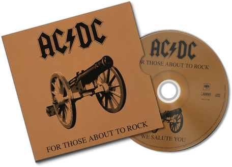 Acdc for those about to rock cannon png. The greatest albums of
