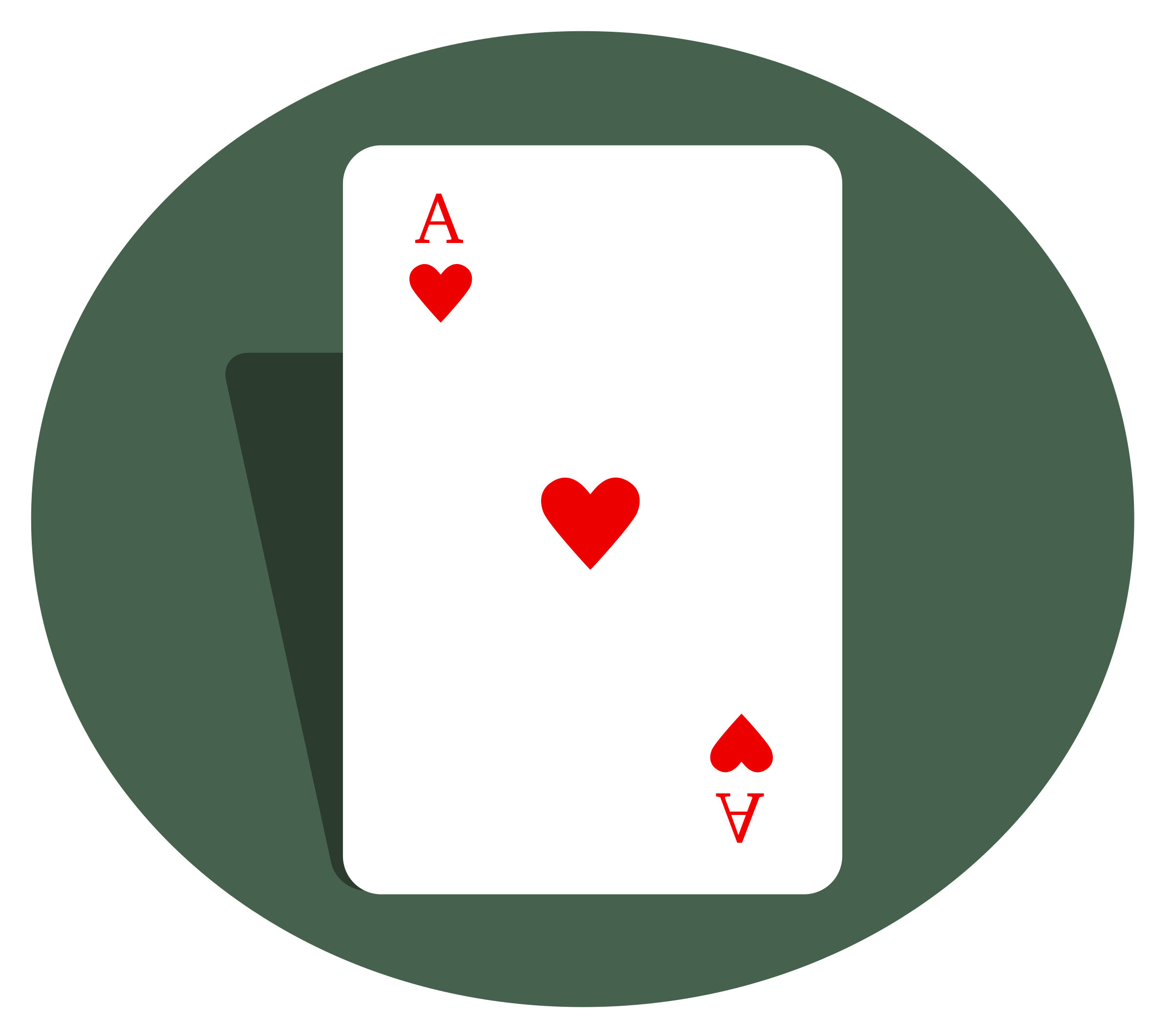 Icons free and downloads. Ace of hearts png banner stock
