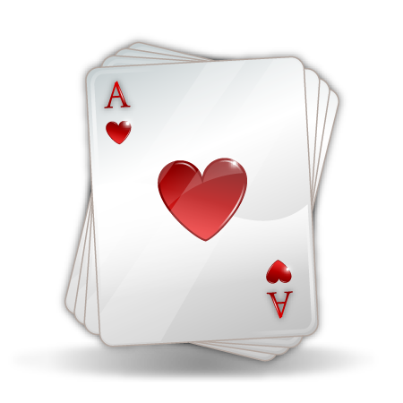 ace of hearts png