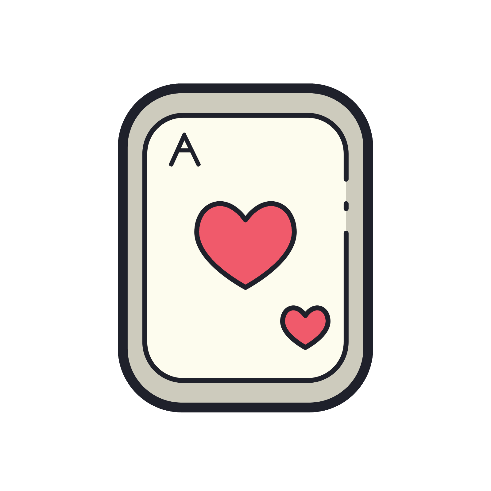 Ace of hearts png. Icon free download and