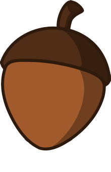 Acorn transparent cartoon. Image body png mystique