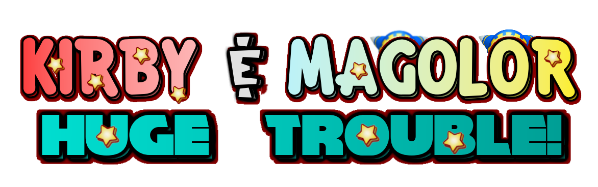 Acro clip huge. Kirby magolor trouble fantendo