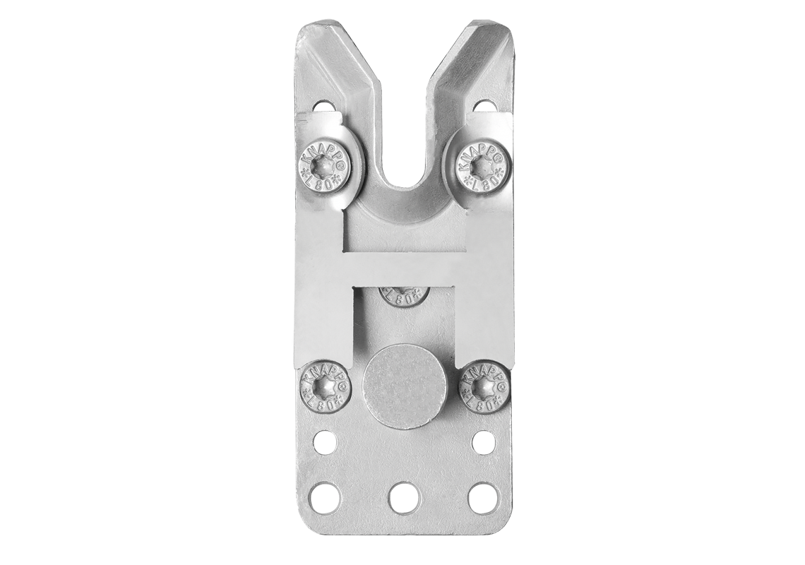 Acro clip stainless steel. Ricon s connectors for