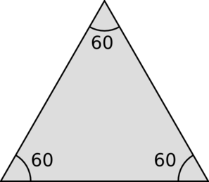 Acro clip triangle. Equilateral art at clker