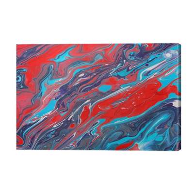 Acrylic drawing background. Abstract paint texture canvas