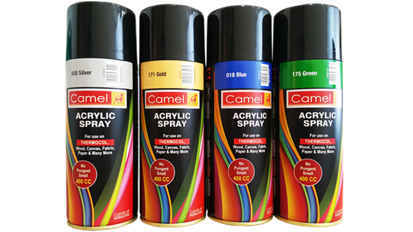 Acrylic drawing colour. Buy spray paint online