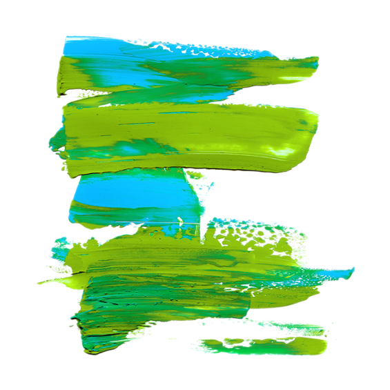 Acrylic paint png. Image