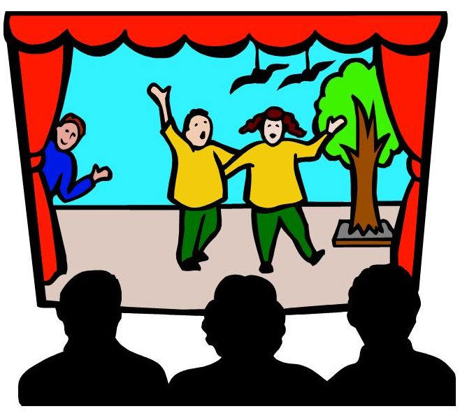 Actor clipart. Acting