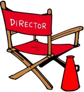 Acting clipart theatre director. So you want to