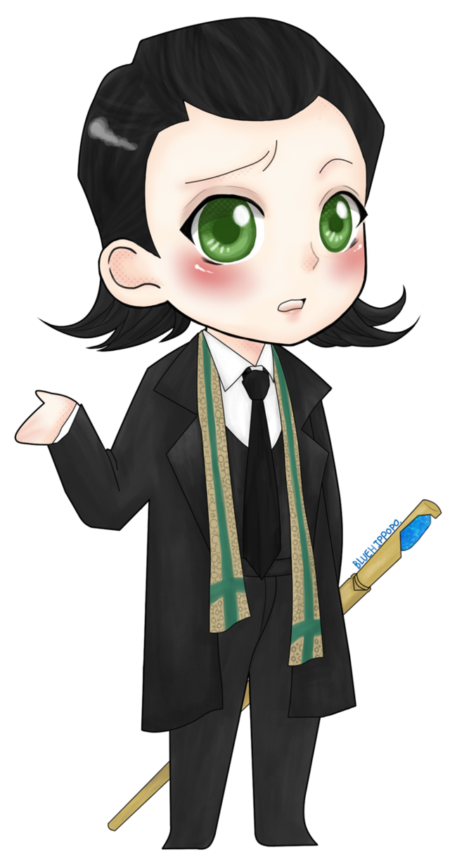 Acting drawing chibi. Little loki avengers pinterest
