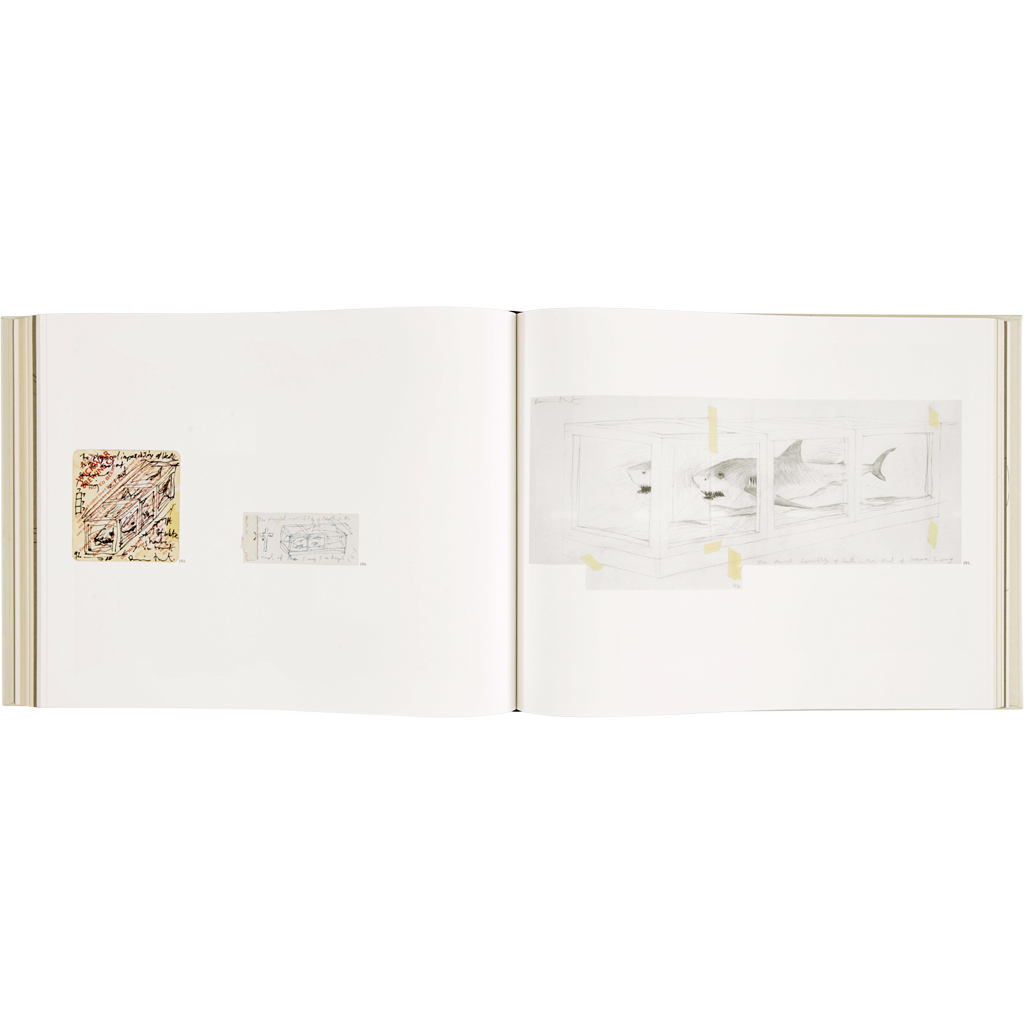 Acting drawing photorealism. Damien hirst from the