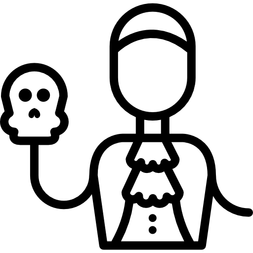 Shakespeare transparent icon