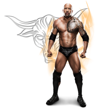 Acting drawing rock wwe. The by ratedrdesigns on