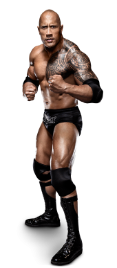 Acting drawing wrestler wwe. The rock pro wrestling