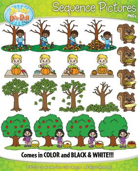 Action clipart skill. Sequencing is a reading