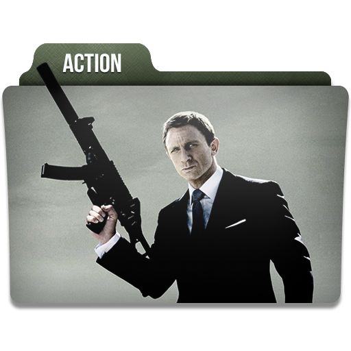 Action movie png