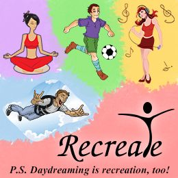 Activities clipart recreation activity. We created the perfect