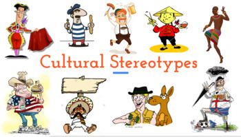 Activities clipart stereotype. Unpacking cultural stereotypes by